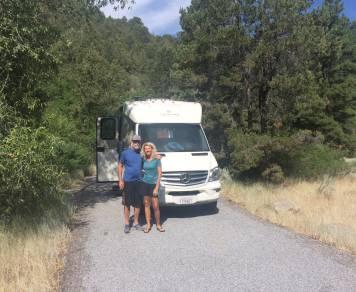 2016 Unity Leasure Travel Van