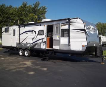 2015 Forest River Salem 32bhds
