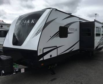 2017 Half Ton Towable Kodiac Contemporary Travel Trailer ALREADY INSURED!