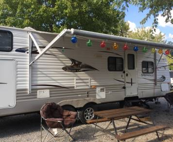 2012 Springdale 294BHSSR