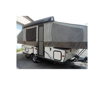 2017 Forest River Flagstaff 206ST Mac Series Tent trailer