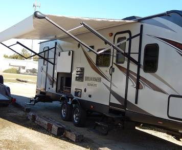 2017 Heartland Wilderness WD3125BH