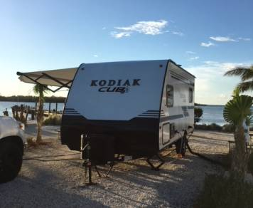 2018 Dutchman Kodiak Cub 176RD