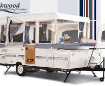 2004 Forest River Rockwood 1610