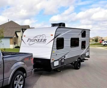 2018 Heartland Pioneer 17BH (Lightweight)