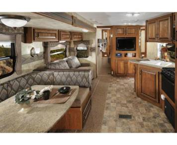 2013 35ft Keystone Laredo Luxury - Free Delivery to FT Wilderness