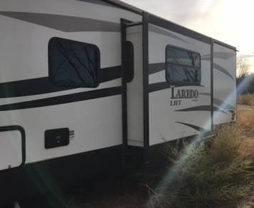2016 Laredo 25BH