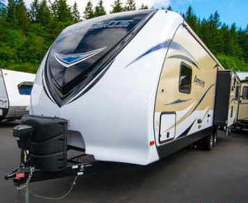 2016 Aerolite Travel Trailer 2016