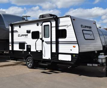 2018 Clipper Ultra-Lite BHS - Nicknamed