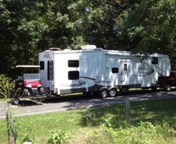 2008 Forrest River- Delivery available