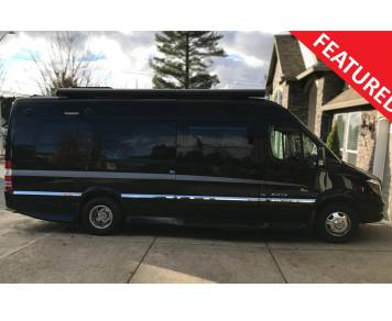 2016 Winnebago ERA 170A - Mercedes Sprinter Van
