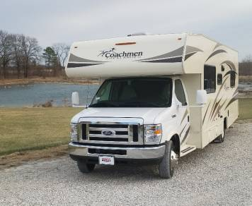 2016 Coachmen Freelander 27QB
