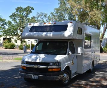 2004 Four Winds 23A Chevy