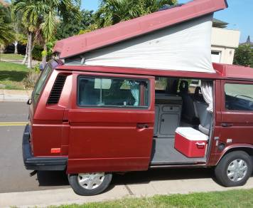1989 VW Vanagon Westfalia