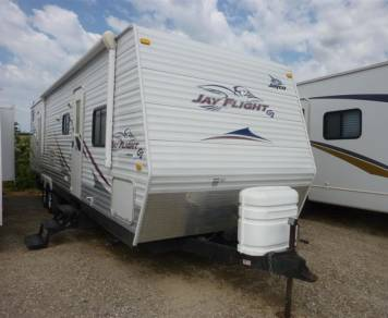 2008 Jayco Jay flight G2 32 BHDS
