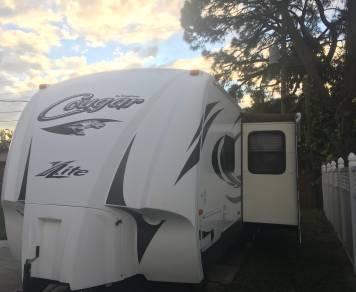 2012 Keystone Cougar 29 RBK