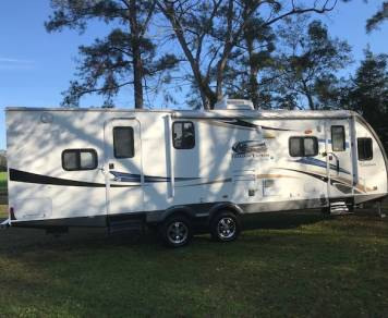 2012 Coachman Freedom Express Liberty Edition