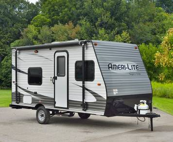 2019 NEW Gulf Stream 21 Travel trailer sleeps 6