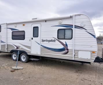 2012 Keystone Springdale 260