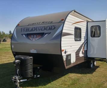 2016 Wildwood/ ForestRiver
