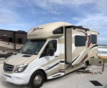2017 Thor Citation sprinter