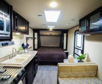 2017 Kodiak Express 201QB