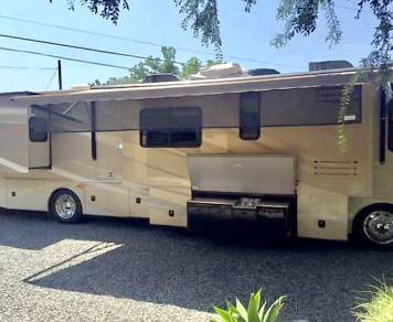 2008 Fleetwood Excursion 40X