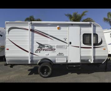 2015 Jayco SLX Baja Edition 184BH
