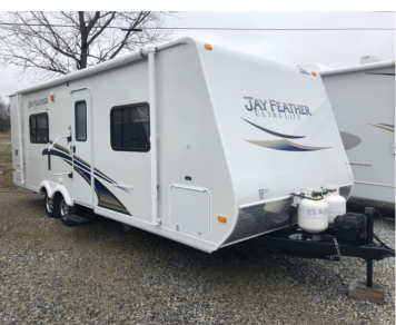 2012 Jayco Jay Feather Ultra Lite 221