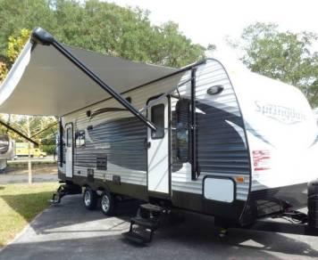 2015 Springdale Keystone 266RL