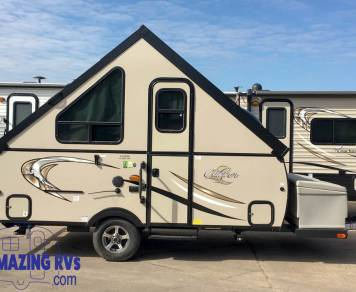 2018 Coachmen Clipper A-Frame