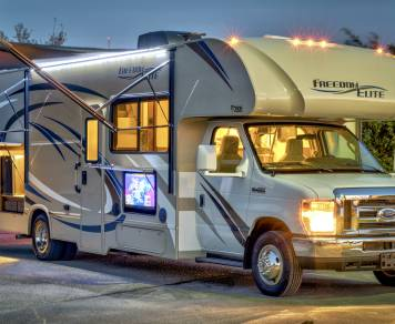 2017 Thor Freedom Elite 29FE RV01