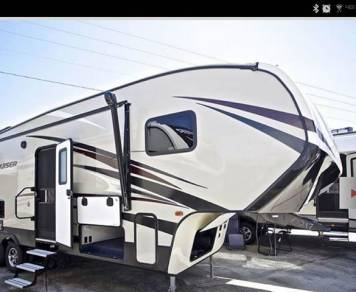 2018 Crossroads Cruiser Aire CR29BH18