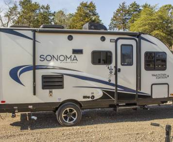 2018 Forest River Sonoma 167BH