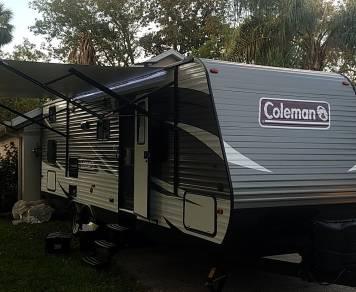 2018 Coleman 262BH