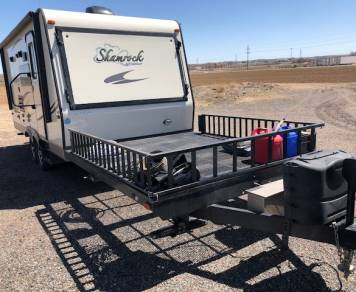 2015 Flagstaff Shamrock 21SSL