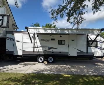 2018 Salem Cruise Lite by Forest River 263BHXL