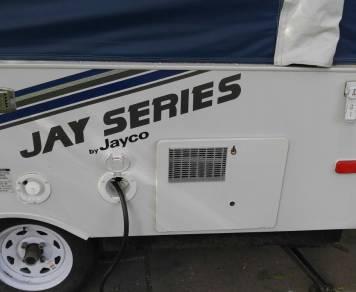 2011 Jayco 1007 Pop-up Camper