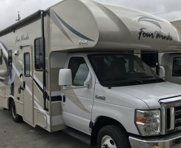 2018 Thor Four Winds 23U