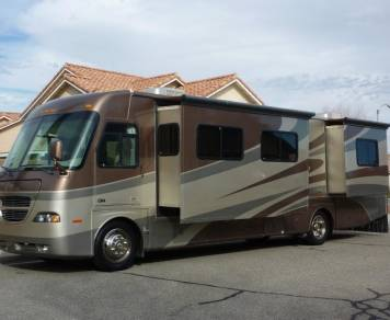 2005 Georgie Boy Bunk house Motorhome 36'