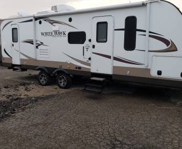 2014 Jayco White Hawk Ultra Lite Summit Edition