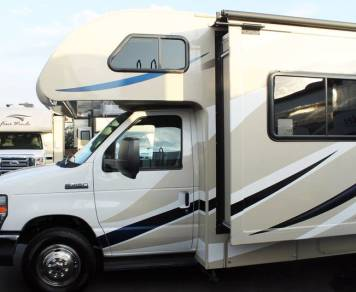 2018 Thor four winds Chateau 30d