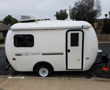 2007 Egg Camper Travel Trailer