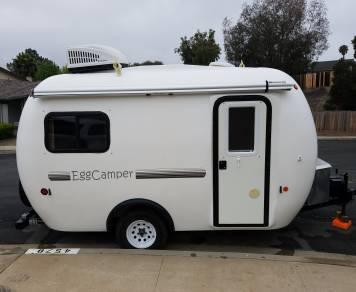 2007 Egg Camper Travel Trailer