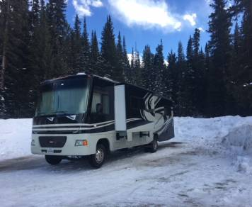 2011 Winnebago Vista 32k Bunkhouse