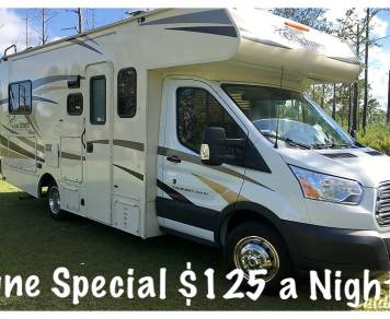 2017 **NEW RV** 23' (Sleeps 5) - Family fun