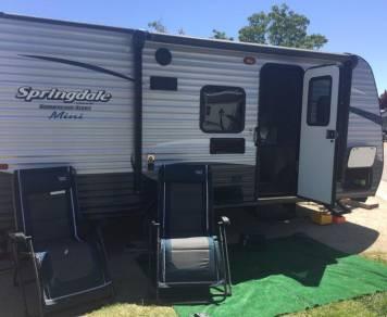 2017 Keystone Summerland Springdale Mini 1800BH