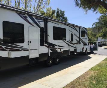 2014 Voltage V 3605 Toy Hauler