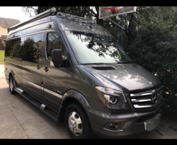 2015 Roadtrek Adventurous CS