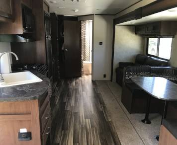 2017 Jayco 30 feet Bunkhouse
